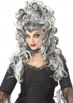Halloween Fancy Dress Party Ghost Bride Cosplay Wig