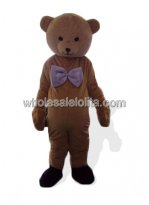 Adult Brown Teddy Bear Halloween Costume