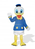 Male Donald Duck Costume for Adult