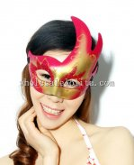 Women's Eye Masks with CignoCheap Purple/Red/Green/Blue Masquerade Masks