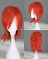 Anime Cosplay LAVI in D.Gray-man Cosplay Wig