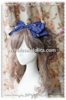 INFANTA Tangled Series Bow Sweet Lolita KC