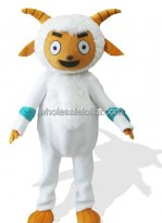 Adult Fitty Plush Mascot Costume