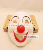 Full Face Cartoon Clown Masquerade Mask for Halloween and Cosplay