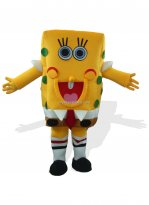 Super Cute SpongeBob Mascot Costume