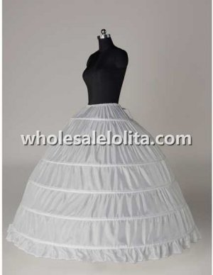 6-Bone Hoop Skirt
