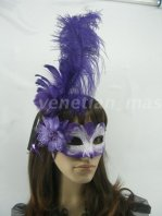 Little Girl Yellow Masquerade Mmask