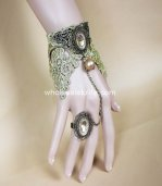 New Golded Lace Gothic Ladies Bracelet/Wrist Strap