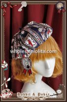 INFANTA Rabbit & Poker Series Lolita Hat 4 Colors