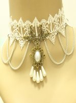 Gothic Royal Lace Lolita Necklace MTN53