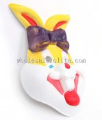 Child Halloween Cosplay Rabbite Masquerade Mask