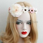 Vintage Lolita Princess Headband Masquerade Accessories