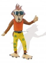 Custom Cool Monkey Costume for Adult