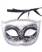 Glitter Half Face Masquerade Mask for Adult and Child