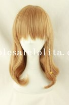 Lolita New Fashion Curly Hair Short Party Wig