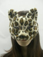 Sexy DJ Leopard Mask & Animal Masks