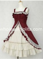 Princess Cotton Classic Lolita Dress lolita Suit