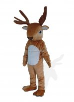 Brown Deer Plush Jungle Animal Costume