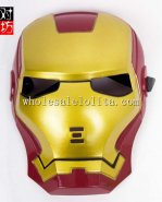 Cosplay Iron Man Plastic Mask for Child