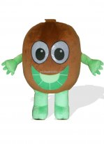 Aerated Chinese Goose berry Adult Mascot Costume