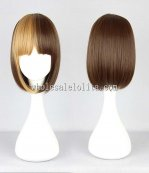 New Arrival Lolita Wigs Fashion Double Color Short Hair