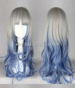 Yuan Sufeng Fashion Wigs lolita temperament long curly hair