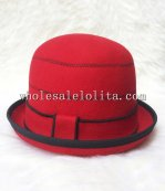 British Wool Ladies Bowler Hat Many Colors
