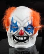 Halloween Scary Clown Masquerade Mask