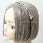 Handwork Lace Hair Clasp Headband Masquerade Accessories