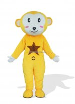 Cute Monkey Mascot Costume for Adult
