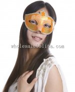 Venetian Cosplay Masquerade Half Face Masks for Women and Child