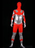 Best Seller Men's Shiny Metalic Zentai Suit
