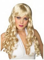 Halloween Fancy Ball Euro Aristocracy Lady Cosplay Wig