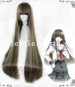 Long Straight Japan Harajuku Wig for Girls