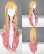 Anime Cosplay Sheryl Nome in Macross Frontier Cosplay Wig