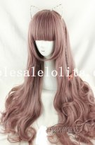 Harajuku Long Straight Hair Daily Wig Sweet Lolita Wig