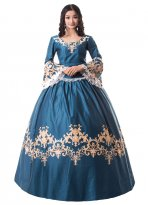 New Marie Antoinette Victorian Dress Prom Gown Party Dresses